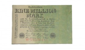 Reichsmark-Heft 1 Million